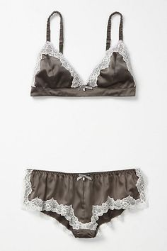 anthropologie baubled satin set, would love this if my boobs were smaller....