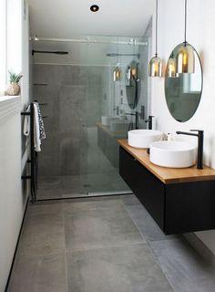 Fabulous Luxurious Bathroom Design Ideas You Need To Know – – Diy Badezimmer Bathroom Inspo, Bathroom Inspiration, Bathroom Ideas, Bathroom Mirrors, Bathroom Grey, Bathroom Cabinets, Remodel Bathroom, Basement Bathroom, Bathroom Renovations