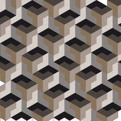 Half hexagon tessellation 2