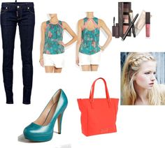 """Out for the day"" by hpalazzo15 on Polyvore"