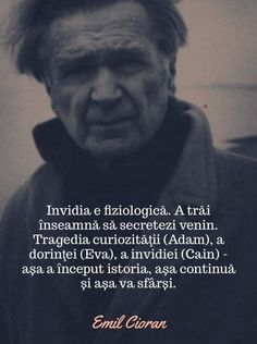 True Words, Travel Quotes, Book Quotes, Chemistry, Emil Cioran, Philosophy, Self, Spirituality, Faith