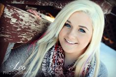 Senior photo idea for girls! great picture, winter photography ideas.