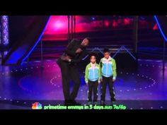 Future Funk ~ America's Got Talent 1st Semi finals - YouTube