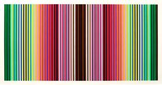 POLLY APFELBAUM     Rainbow Ribbons 4 - | 2011