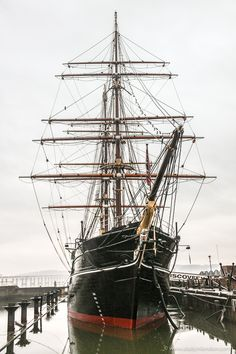 The famous RSS Discovery ship in Dundee, Scotland is worth a special trip.  #ship #dundee #scotland