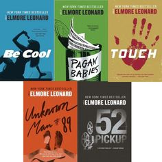 Elmore Leonard, Make Time, New York Times, Best Sellers, Good Books, Cool Stuff, Reading, Reading Books, Great Books
