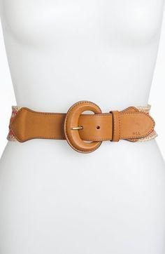 Lauren Ralph Lauren Stretch Belt available at #Nordstrom