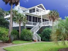 Palmetto Dream, exterior view, Isle of Palms, South Carolina VRBO #293648