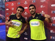 Fernando Belasteguin y Pablo Lima se hacen con el titulo del #WPTACoruñaOpen tras vencer a Paquito Navarro y Sanyo Gutiérrez por 6-7 6-4 y 6-3.