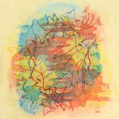 sans titre - Gravure sur zinc réalisée en 2012 par Aimée Yamamoto. Coquillage
