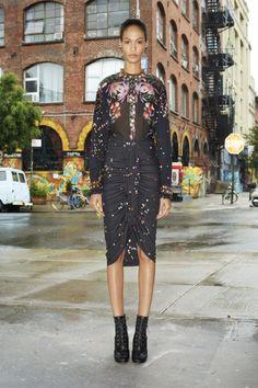 Givenchy Resort 2014 - Joan Smalls