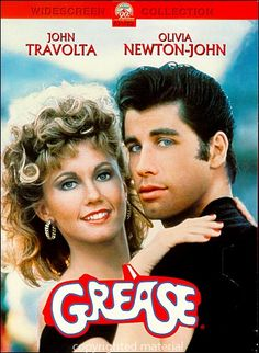 Grease Eerste film gezien in de bioscoop...indrukwekkend!