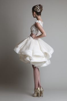 Krikor Jabotian Couture F/W 2013-14: this is THE dress