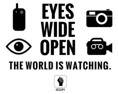 Eyes Wide Open  Occupy Design