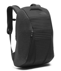 The North Face - ACCESS PACK laptop bag. Uses quick latch instead of zippers. Love it.