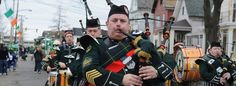 """""""Old Neighborhood"""" St. Patrick's Day Parade followed by a grand Irish Hooley at the Valley Center with live Irish music and food and refreshments - March 17th beginning at noon in South Buffalo."""