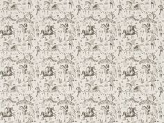 Pulu  Charcoal/ Parchment  wallpaper by Zoffany