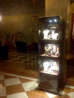 Marco Bicego, luxury italian jewelries, exposes a selection of its creations at Due torri Hotel in Verona!