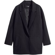 H&M Single-breasted coat