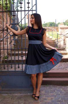 Die 204 Besten Bilder Von Rockabilly Kleid In 2019 Vintage Dresses