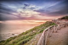 Road to Sunset by Vitor Murta on 500px