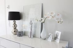 Black&White hallway - Home White Home