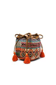 Shop for STELA 9 Sitaara Bucket Bag in Multi at REVOLVE. Tote Handbags, Leather Handbags, Potli Bags, Ethnic Bag, Marc Jacobs Handbag, Boho Accessories, Boho Bags, Designer Wallets, Pouch Bag