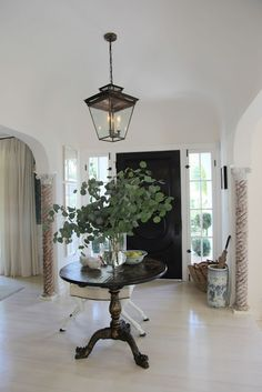 Habitually Chic®: Chic Hollywood Hills Home: Part Deux