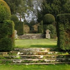 Oak Hall - The Big Cottage Company - Large Holiday House - Kate & Tom's - Landscaped gardens at Oak Hall in Exmoor