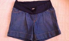 Super Cute!!! Liz Lange Denim Shorts!. SMALL - never worn