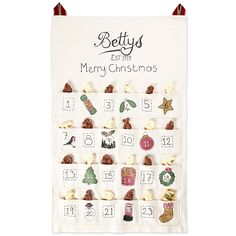 Poppy Treffry with Betty's chocs!!! Wowzers. Bettys Advent Calendar.