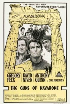 Movies The Guns of Navarone - 1961