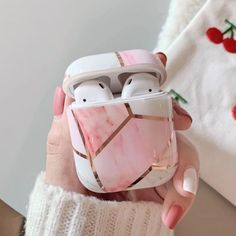 Cute Ipod Cases, Girly Phone Cases, Pretty Iphone Cases, Batterie Iphone, Cute Headphones, Accessoires Iphone, Earphone Case, Airpod Case, Airpod Pro
