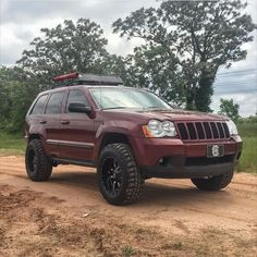 Let's see those WKs! by grand_crew Jeep Grand Cherokee Laredo, Lifted Jeep Cherokee, Jeep Wrangler Lifted, Jeep Grand Cherokee Limited, Lifted Jeeps, Jeep Wranglers, Cherokee 4x4, Cherokee History, Cherokee Chief
