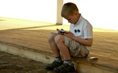 5 Lessons for #Parenting in the #Digital Age.  #Cyberkids