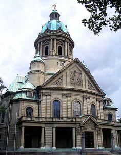 Mannheim Christuskirche