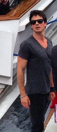 Ian Somerhalder.