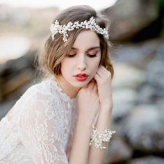 The bride::