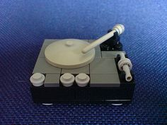 Lego Turntable (by Harold de Haan)