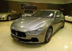 Maserati Others: 2015 Maserati Ghibli | Dzooom.com