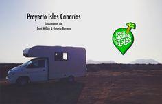 """Día 1 de Dani Millán y Octavio Barrera: """"Hoy lunes amanecemos en Lanzarote, primera parada de la aventura que nos hará recorrer por carretera y mar el Archipiélago Canario."""" #Proyectoislascanarias"""