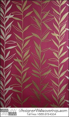 Image result for burgundy wallpaper, contemporary