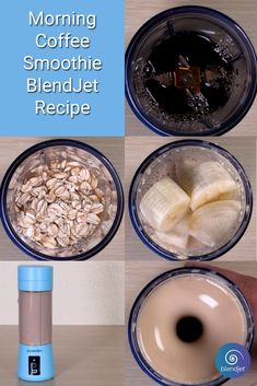 Morning Coffee Smoothie