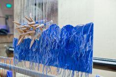 Dovecot Studios is a one hundred year old tapestry studio in Edinburgh. __ Photo: Chris Scott