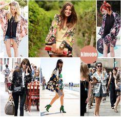 Kimono Feminino: Está em alta e nós amamos ... To anyone who has ever made fun of mine, I love it!!!