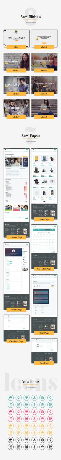 LMS / Course / eLearning / Education / Events / School / University / Academy WordPress Theme by modeltheme Wordpress Premium, Singles Events, Event Page, Video Background, Event Calendar, Wordpress Theme, University, Management, Cases