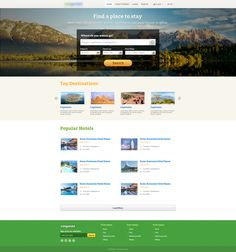 Hotels Search & Booking Portal