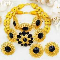Cheap bride jewelry set, Buy Quality fashion jewelry set directly from China jewelry sets Suppliers: Liffly Bridal Jewelry Set Nigerian Wedding Dubai Gold Jewelry Sets for Women African Big Flowers Necklace Earrings Jewellery Enjoy ✓Free Shipping Worldwide! ✓Limited Time Sale ✓Easy Return.