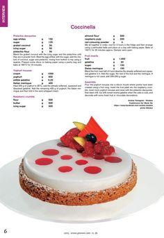 Magazine of Pasticceria Internazionale World Wide Edition in English language
