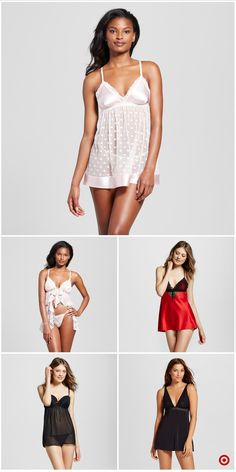 Shop Target for babydoll lingerie you will love at great low prices. Free shipping on orders of $35+ or free same-day pick-up in store.